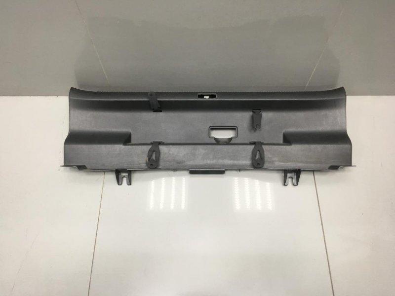 Обшивка багажника Skoda Octavia A5 1 2006 (б/у)