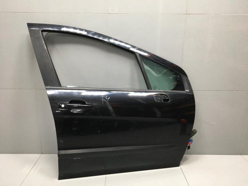Дверь Peugeot 308 1 2009 передняя правая (б/у)