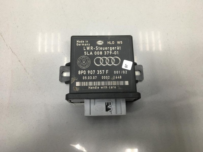 Блок управления автокорректором Audi A6 C6 1 2007 (б/у)