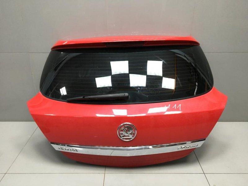 Крышка багажника Opel Astra H 2.0 2006 (б/у)