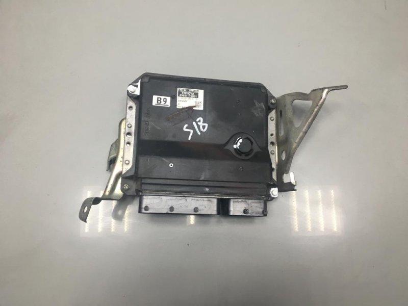 Блок управления двигателем Toyota Auris 1 2007 (б/у)