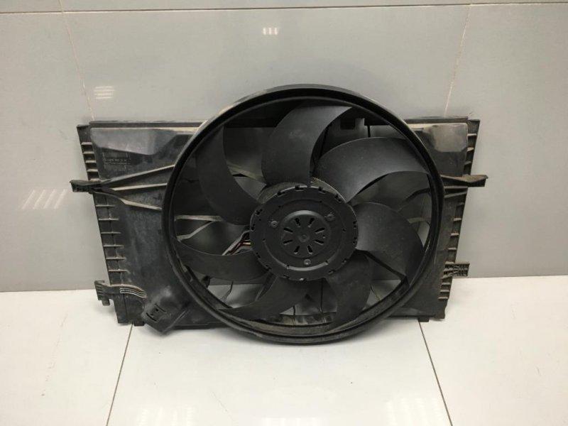 Вентилятор радиатора Mercedes C Class W203 (б/у)