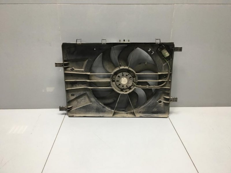 Вентилятор радиатора Opel Astra J 1 2012 (б/у)