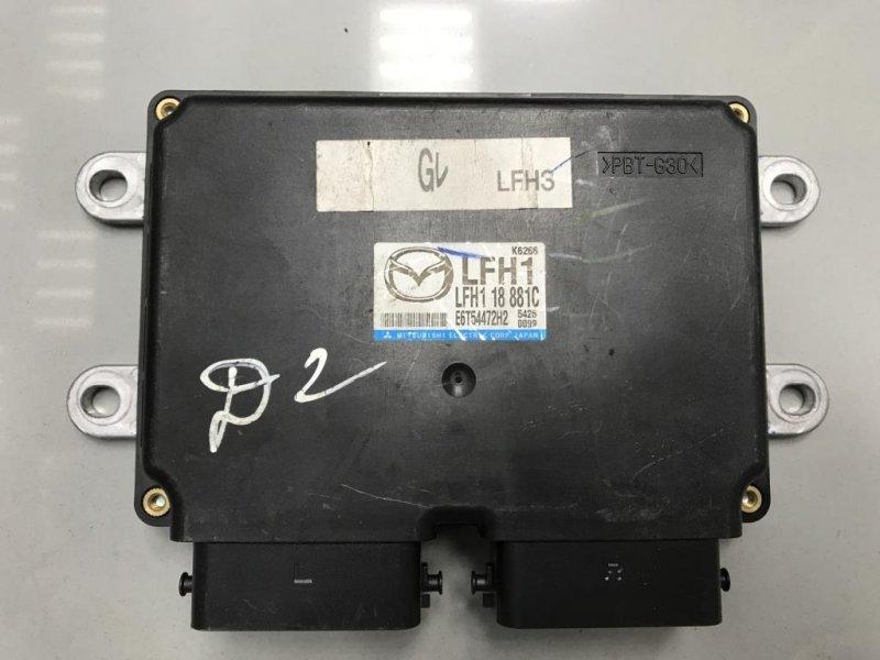 Блок управления двигателем Mazda 6 Gg (б/у)