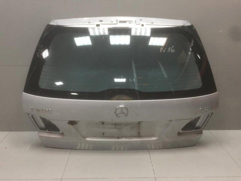 Крышка багажника Mercedes E Class W211 3.0TDI 2006 (б/у)