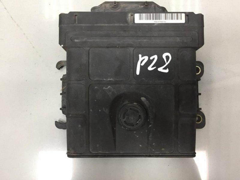 Блок управления акпп Volkswagen Passat B6 2.0 2006 (б/у)