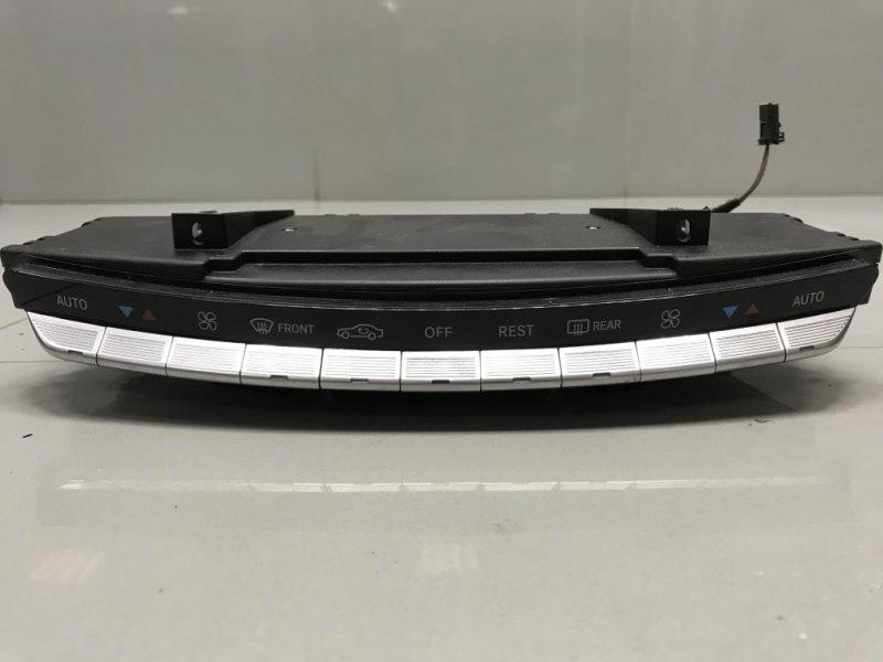 Блок управления печкой климатом Mercedes S Class W221 3.0 TDI 2007 (б/у)