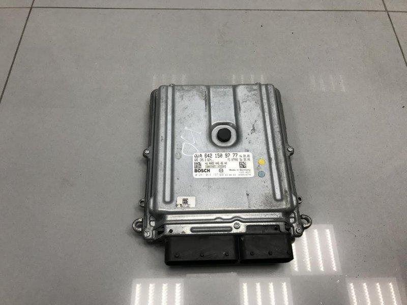 Блок управления двигателем Mercedes S Class W221 3.0 TDI 2007 (б/у)