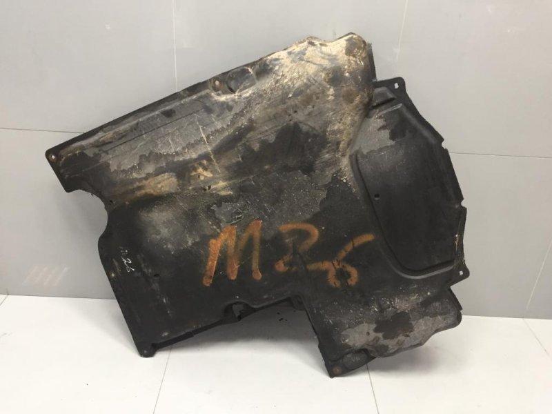 Защита пыльник двигателя Mercedes C Class W203 2 2005 (б/у)