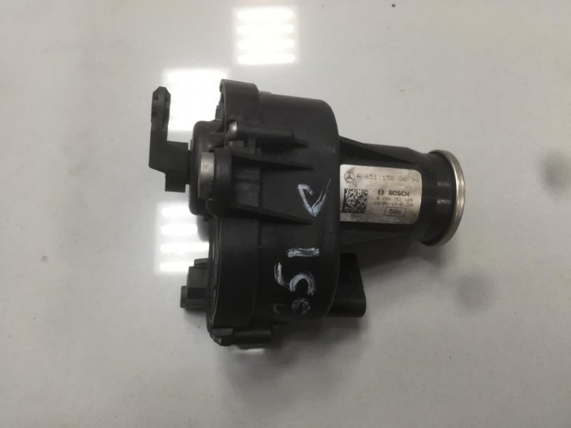 Моторчик привода заслонок Mercedes Sprinter W906 2006-2018 (б/у)