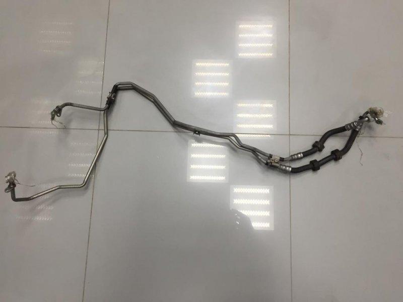 Трубка системы охлаждения акпп Mercedes C Class W205 (б/у)