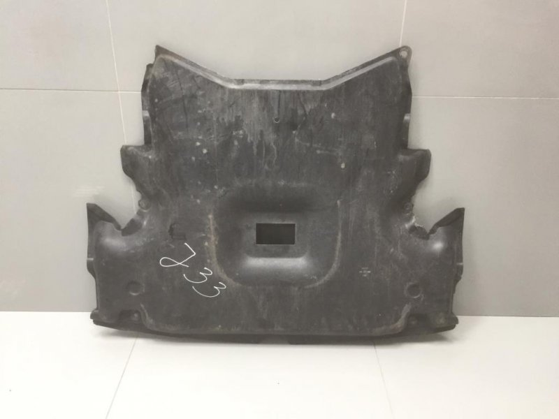 Защита пыльник двигателя Mercedes C Class W203 2 2007 (б/у)