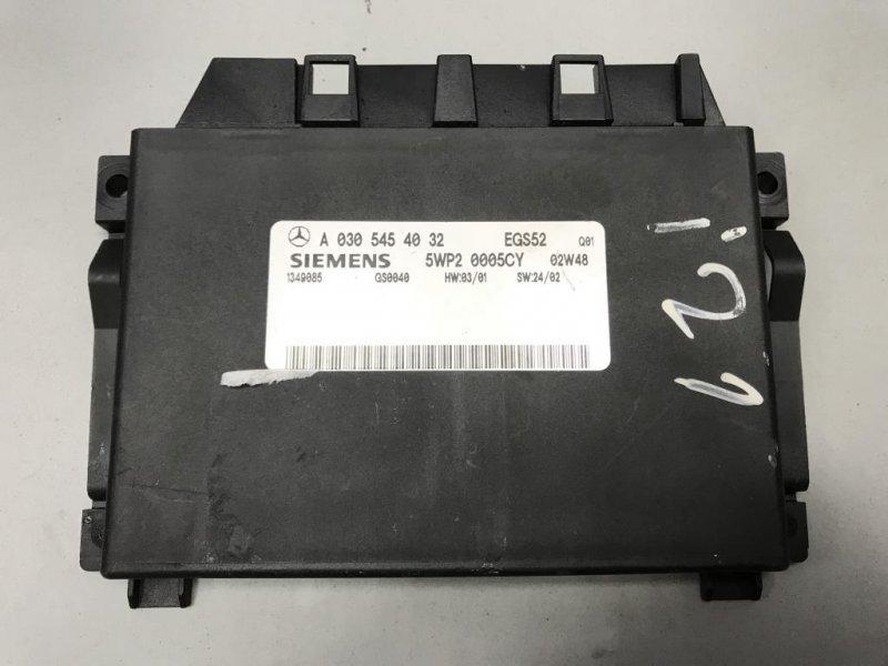 Блок управления акпп Mercedes C Class W203 (б/у)