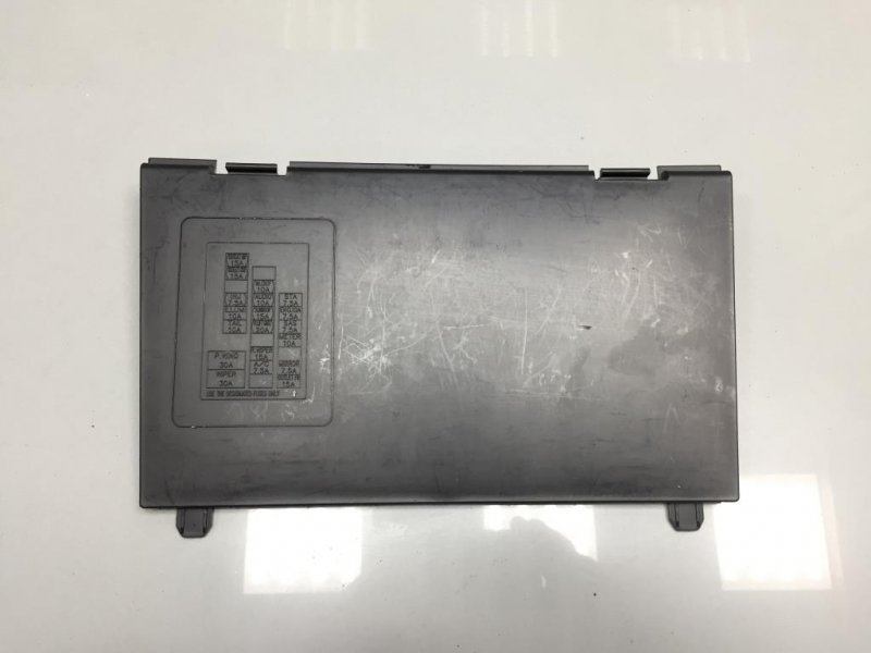 Крышка блока предохранителей Mazda Cx 9 3.7 2008 (б/у)