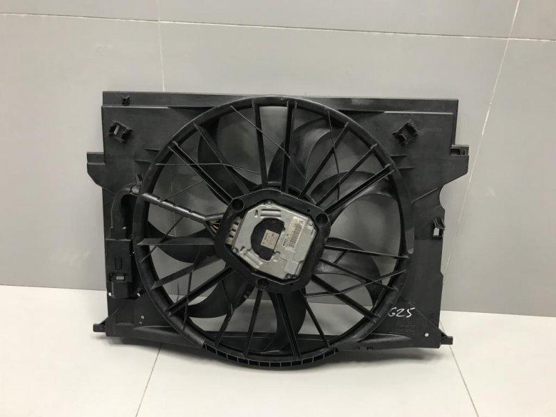Вентилятор радиатора Mercedes E Class W211 (б/у)
