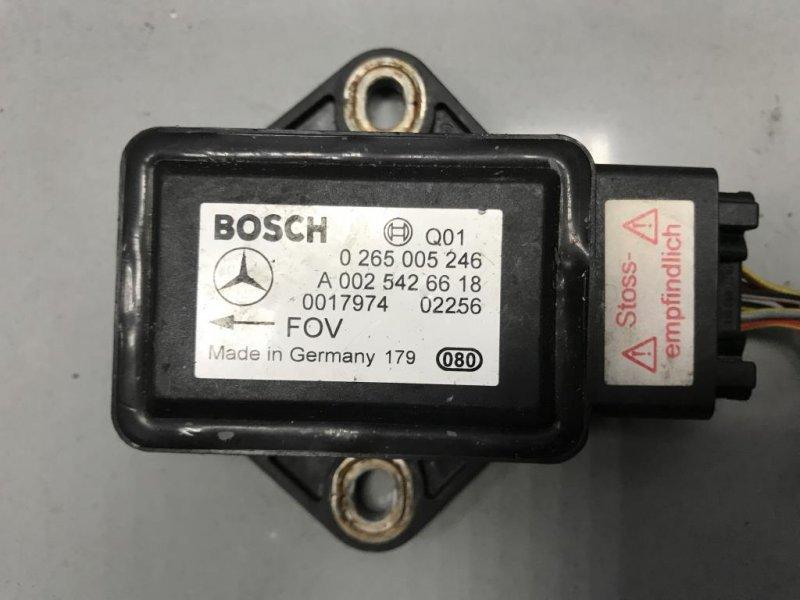 Датчик ускорения Mercedes E Class W211 (б/у)