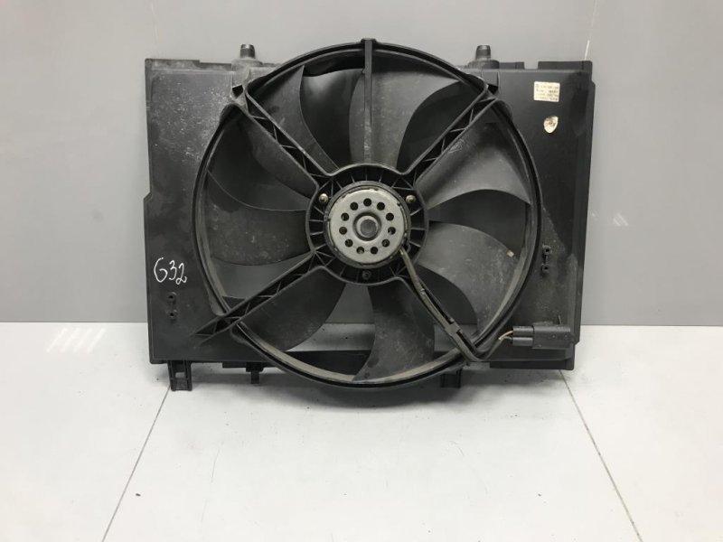 Вентилятор радиатора Mercedes C Class W202 (б/у)