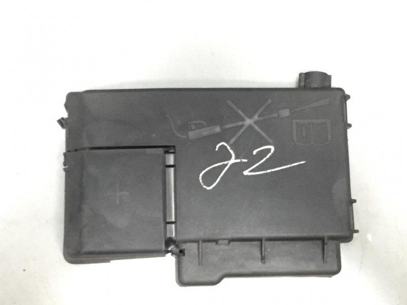 Крышка блока предохранителей Chevrolet Cruze 1 2012 (б/у)