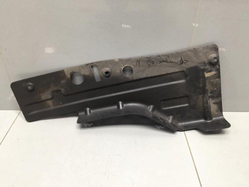 Защита пыльник двигателя Chevrolet Cruze 1 2012 правая (б/у)