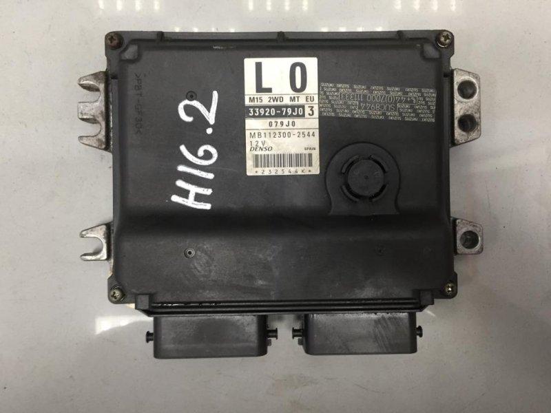 Блок управления двигателем Suzuki Sx4 2 2009 (б/у)