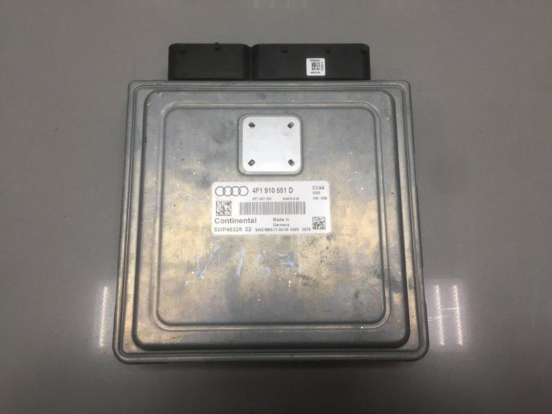 Блок управления двигателем Audi A6 C6 3.0 2010 (б/у)