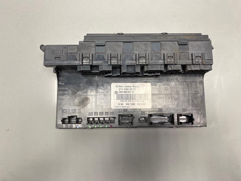 Блок предохранителей Mercedes E Class W211 OM 642.920 2006 (б/у)