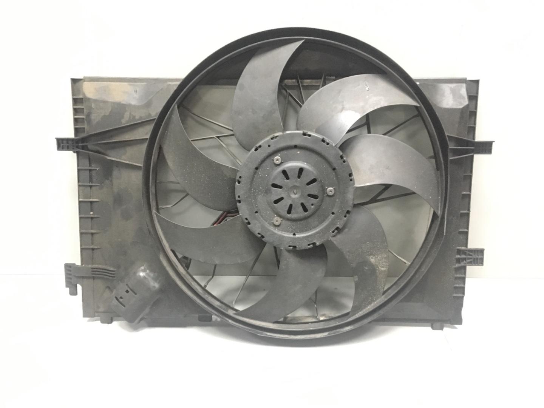 Вентилятор радиатора Mercedes C Class W203 OM 646.963 2006 (б/у)