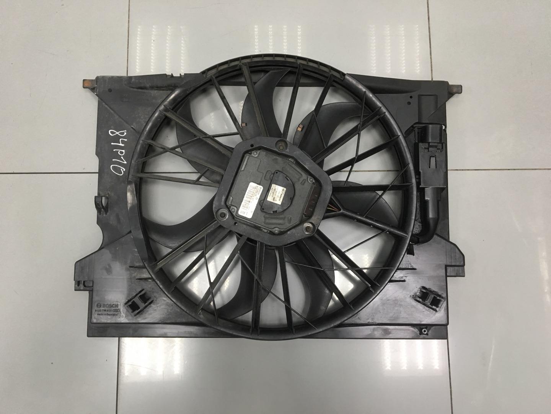 Вентилятор радиатора Mercedes E Class W211 OM 642.920 2006 (б/у)