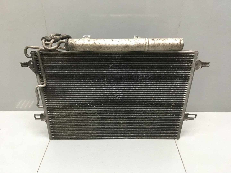 Радиатор кондиционера Mercedes E Class W211 OM 642.920 2006 (б/у)