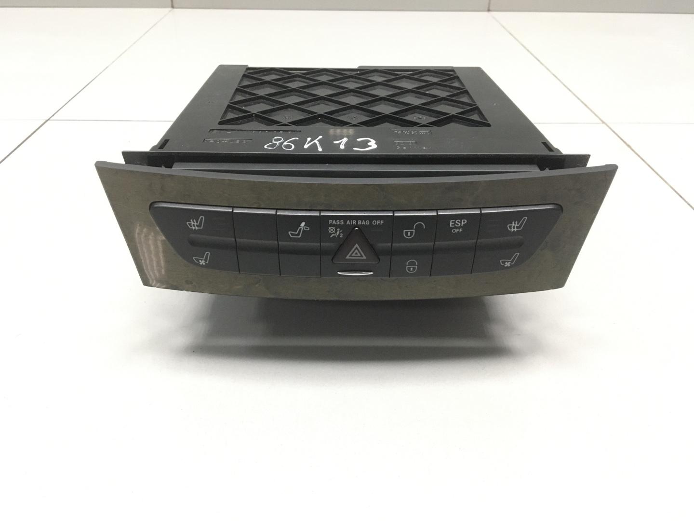 Кнопка аварийной сигнализации Mercedes E Class W211 OM 642 2006 (б/у)