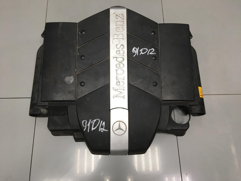 Накладка двигателя Mercedes C Class W203 OM 112.912 2003 (б/у)