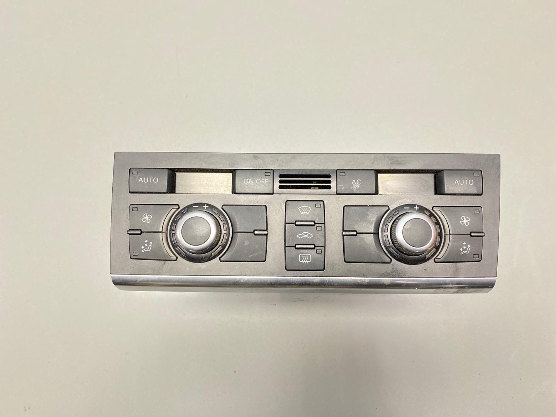 Блок управления печкой климатом Audi A6 C6 CAGB 2009 (б/у)