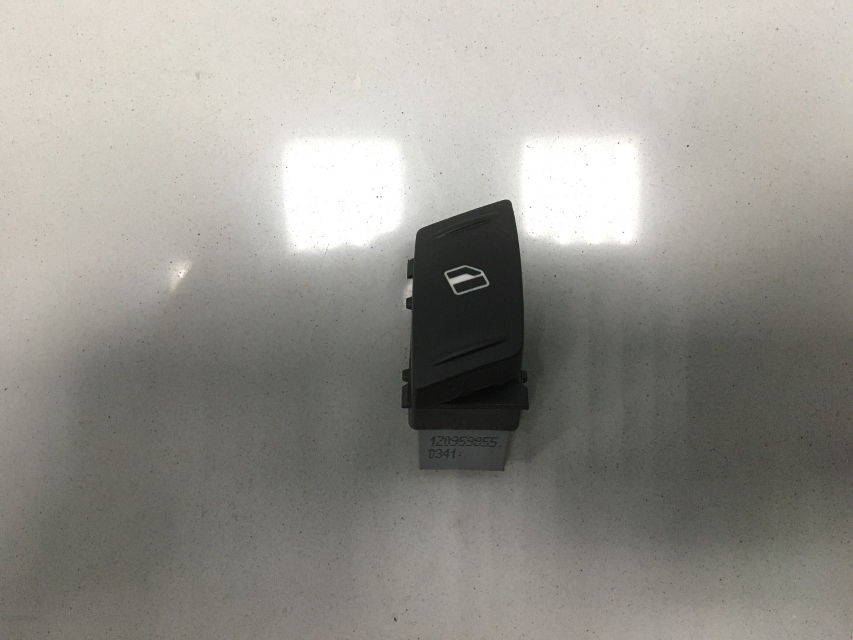 Кнопка стеклоподъемника Skoda Octavia A5 CDAA 2011 задняя левая (б/у)