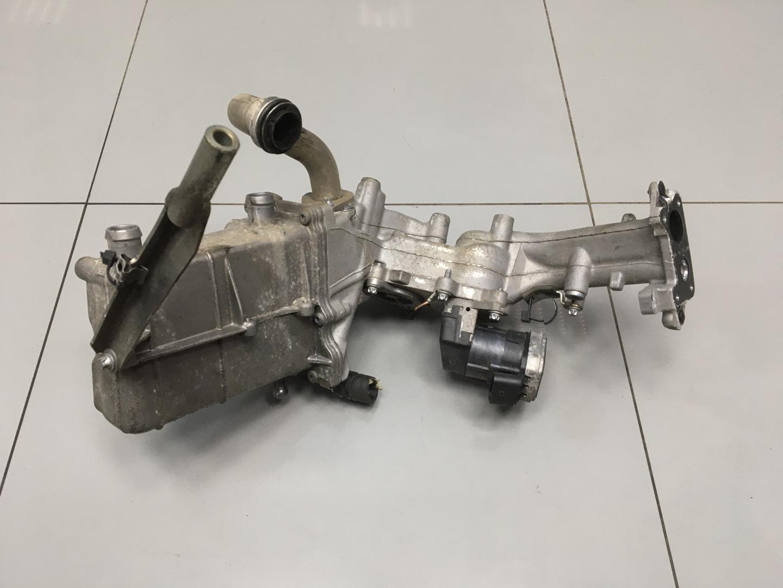Клапан рециркуляции ог Mercedes 646 (б/у)