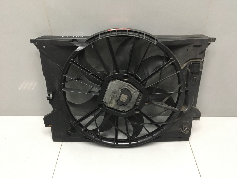 Вентилятор радиатора Mercedes E Class W211 OM 642 2006 (б/у)