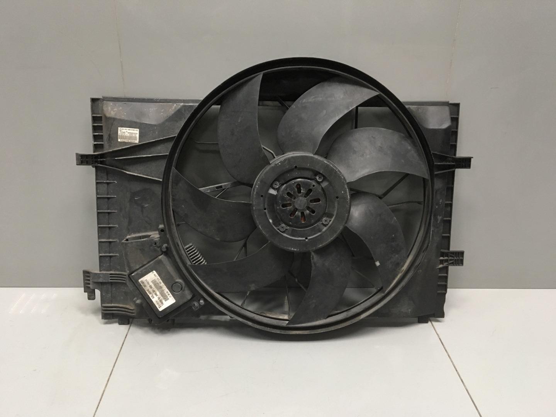 Вентилятор радиатора Mercedes C Class W203 OM 112.912 2003 (б/у)