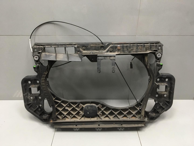 Панель телевизор Audi A6 C6 CAGB 2009 передний (б/у)