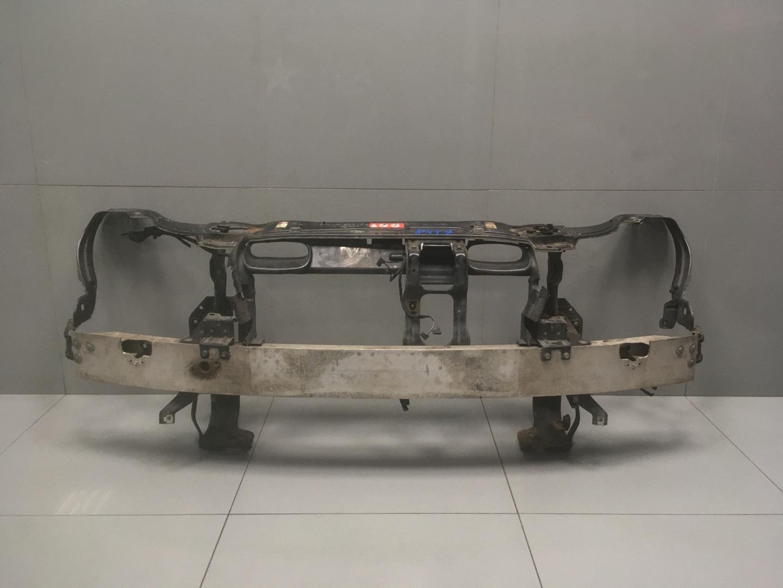 Панель телевизор Mercedes C Class W203 OM 642.910 2006 передний (б/у)
