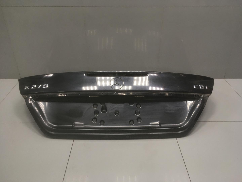 Крышка багажника Mercedes E Class W211 2 2004 (б/у)
