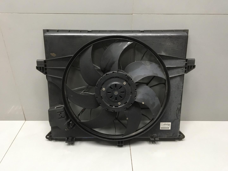 Вентилятор радиатора Mercedes Ml Class W164 642.820 OM642 2010 (б/у)