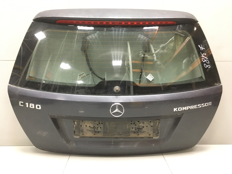 Крышка багажника Mercedes C Class W204 OM 271.952 2007 (б/у)