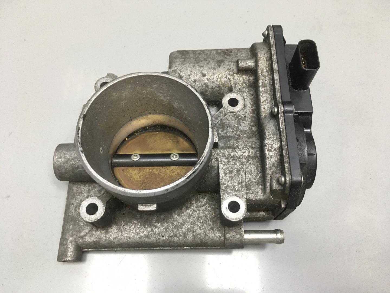 Заслонка дроссельная Mazda 3 Bk (б/у)
