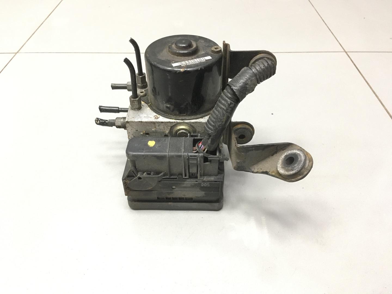 Блок abs абс Mazda 3 Bk (б/у)