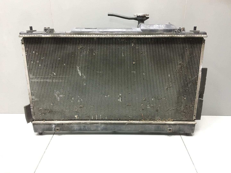 Радиатор охлаждения Mazda 6 Gh (б/у)