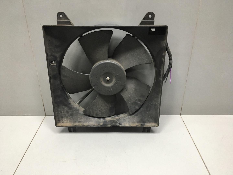 Вентилятор радиатора Chevrolet Lacetti (б/у)