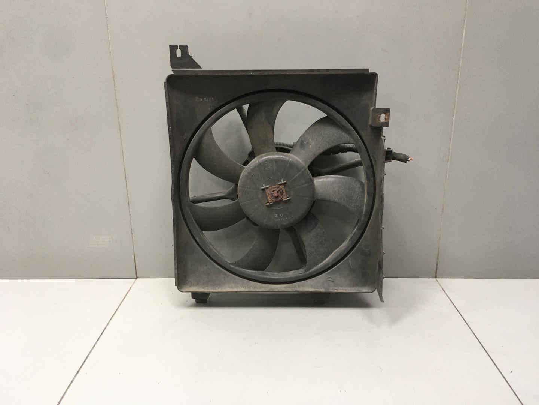 Вентилятор радиатора Hyundai Getz (б/у)
