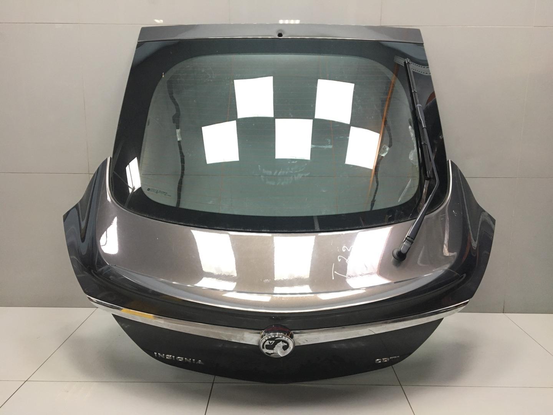 Крышка багажника Opel Insignia A20DTH 2013 (б/у)