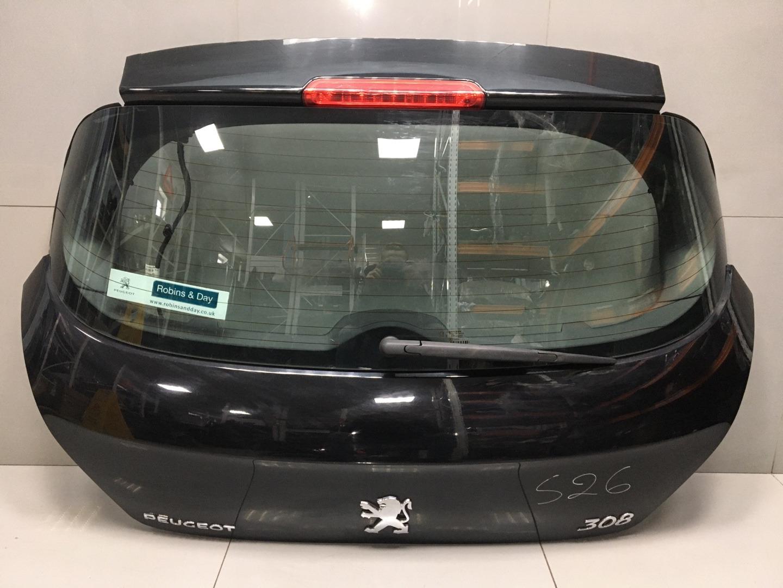 Крышка багажника Peugeot 308 EP6 2010 (б/у)