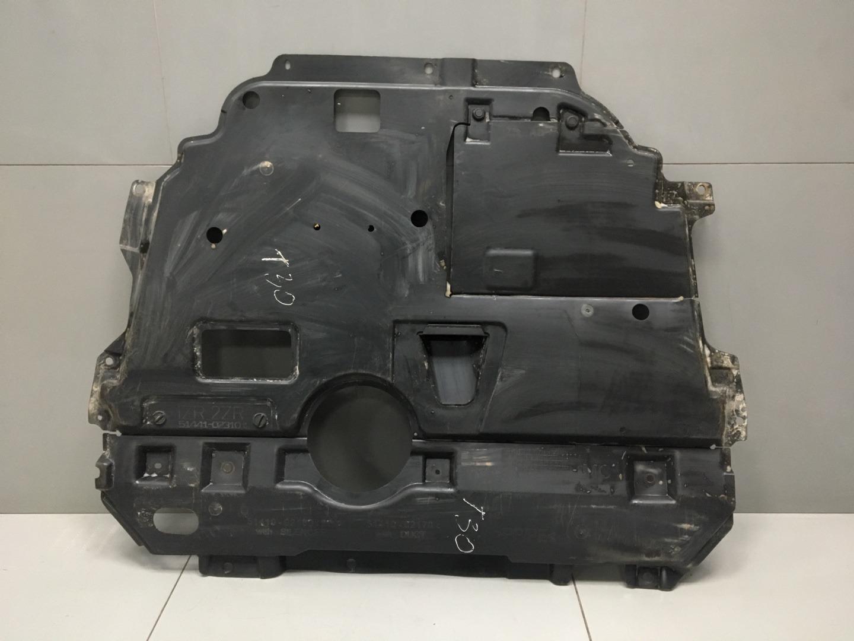 Защита пыльник Toyota Auris 1ZRFAE 2010 (б/у)