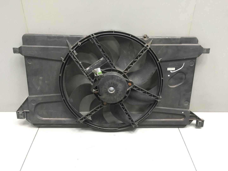 Вентилятор радиатора Ford Focus (б/у)